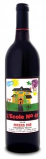 L'Ecole No. 41 Recess Red 2012 750ml